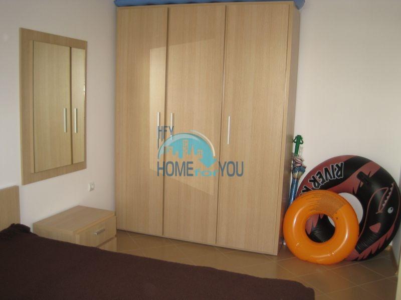 Двухкомнатная квартира по доступной цене на курорте Солнечный берег  14