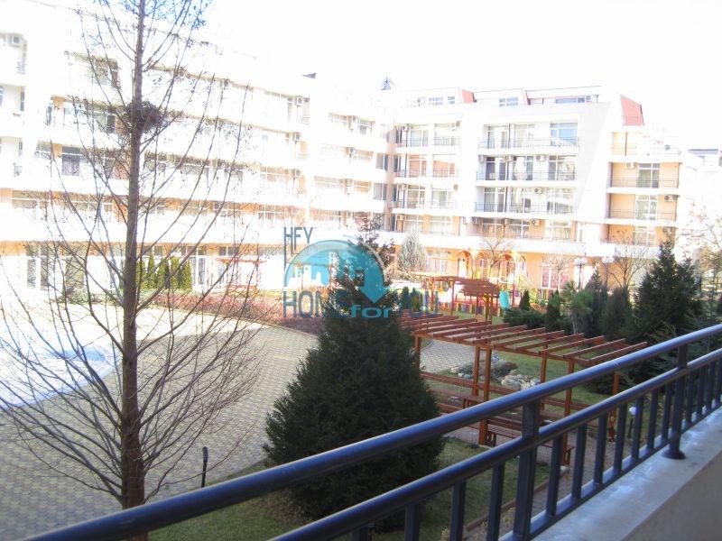 Двухкомнатная квартира по доступной цене на курорте Солнечный берег  21