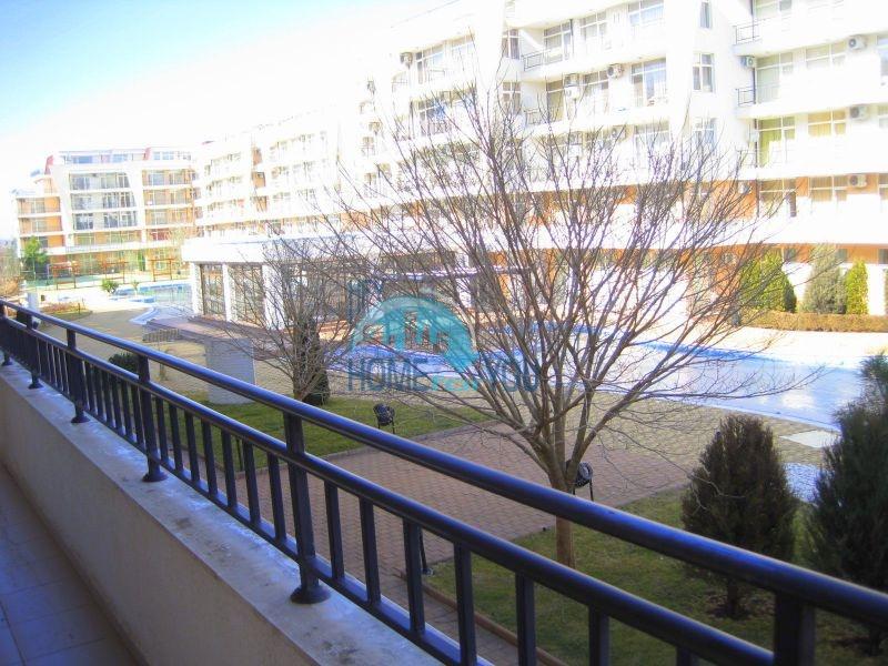 Двухкомнатная квартира по доступной цене на курорте Солнечный берег  23