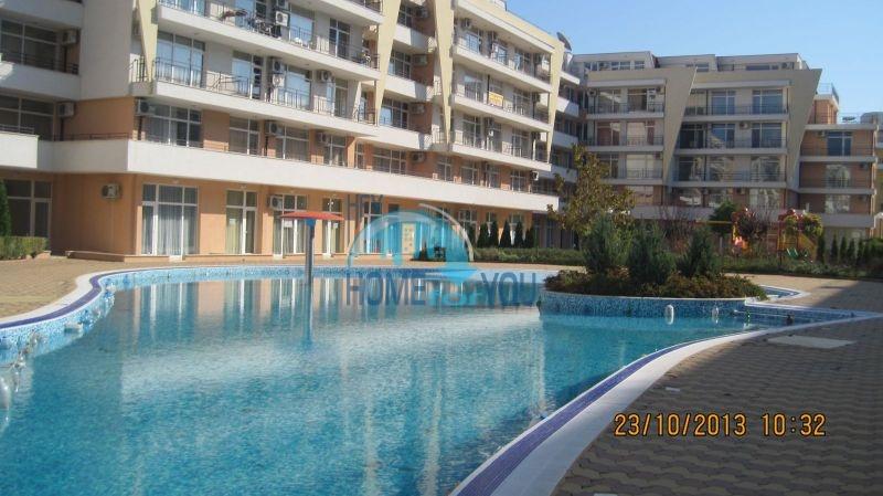 Двухкомнатная квартира по доступной цене на курорте Солнечный берег