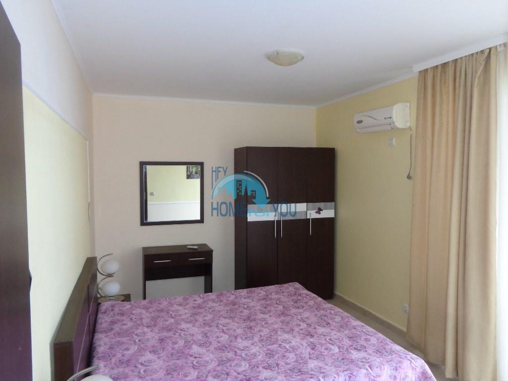 Двухкомнатная квартира в центре курорта Солнечный берег - недорого 10