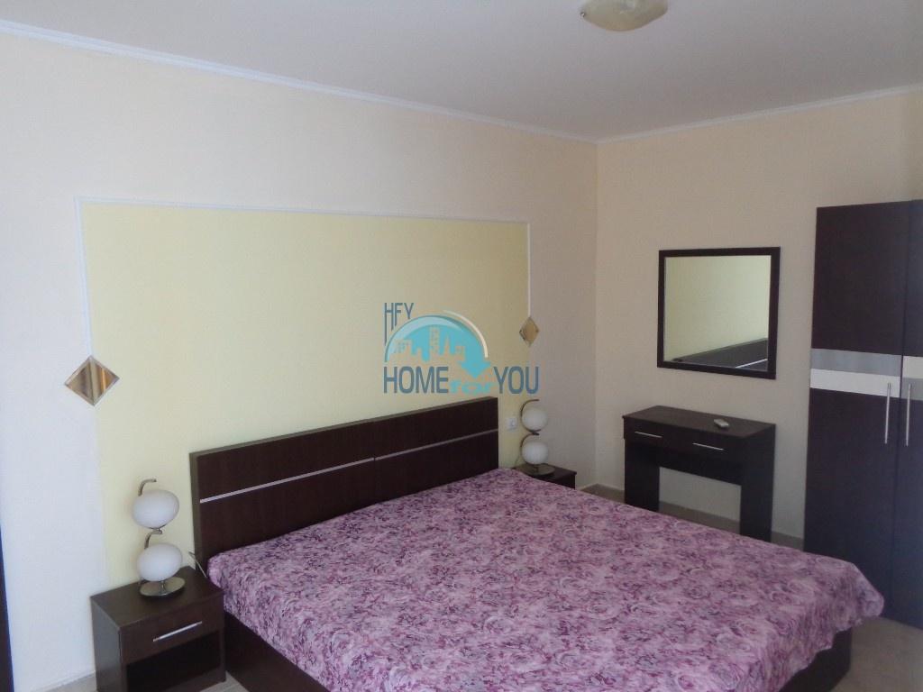 Двухкомнатная квартира в центре курорта Солнечный берег - недорого 11