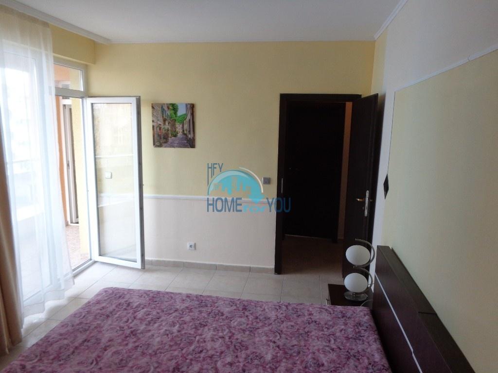 Двухкомнатная квартира в центре курорта Солнечный берег - недорого 12