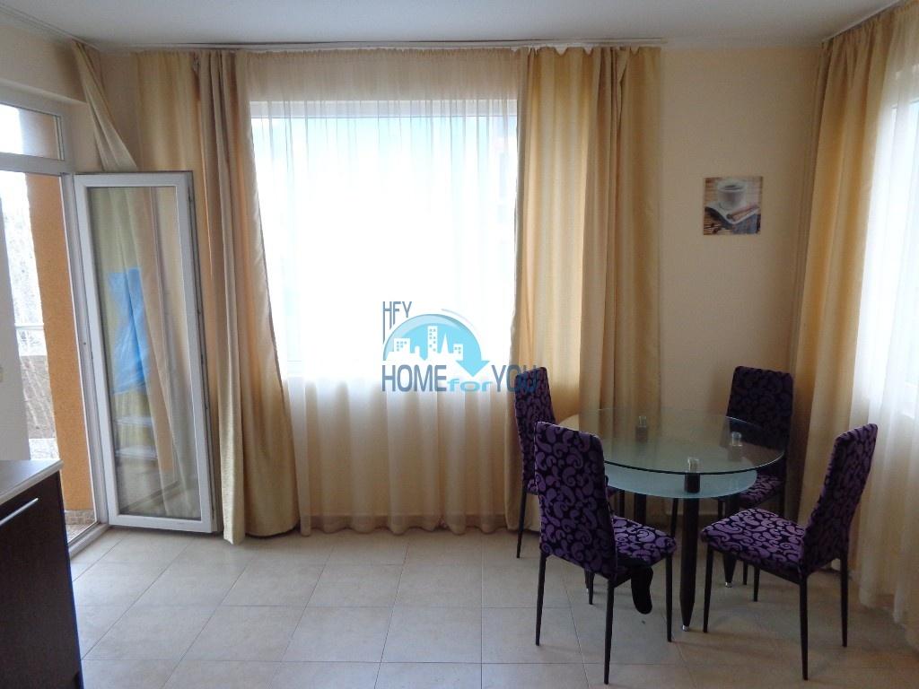 Двухкомнатная квартира в центре курорта Солнечный берег - недорого 6