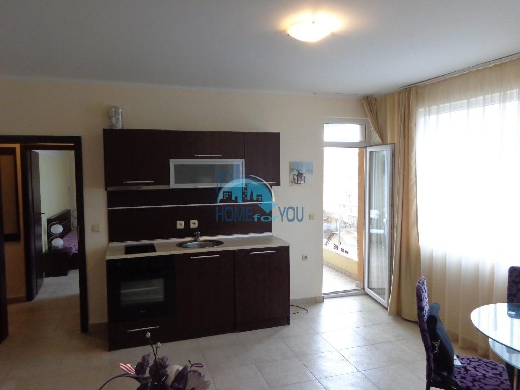 Двухкомнатная квартира в центре курорта Солнечный берег - недорого 2