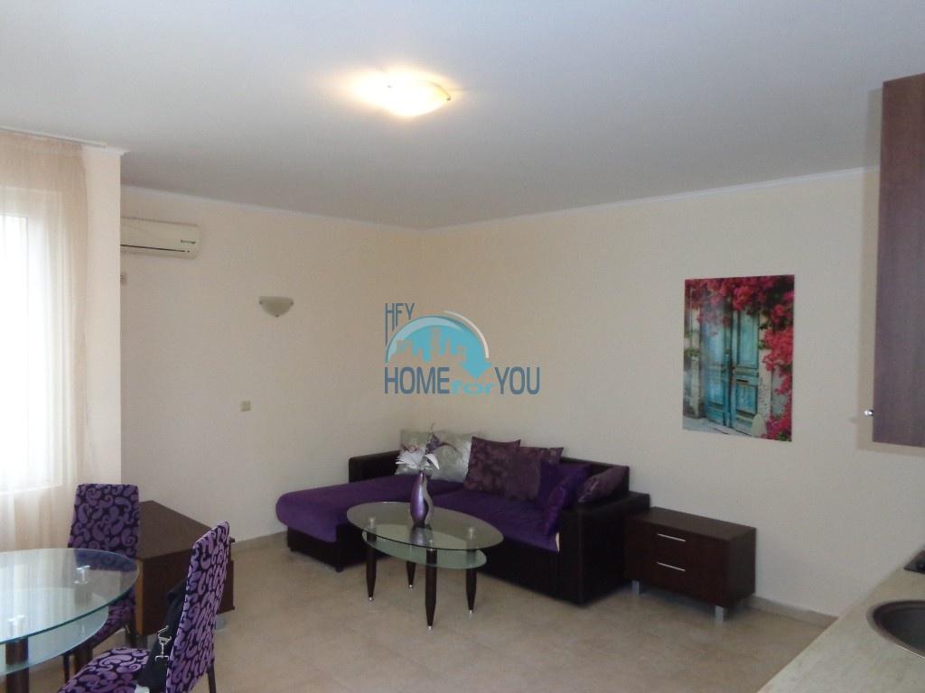 Двухкомнатная квартира в центре курорта Солнечный берег - недорого 5