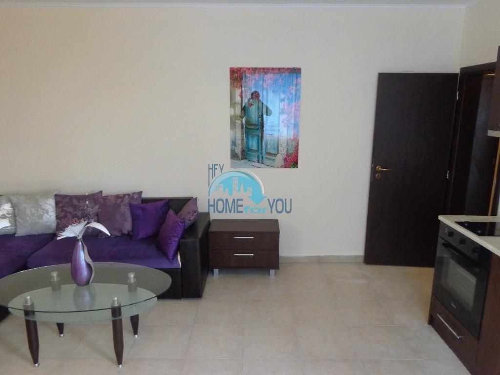 Двухкомнатная квартира в центре курорта Солнечный берег - недорого 4