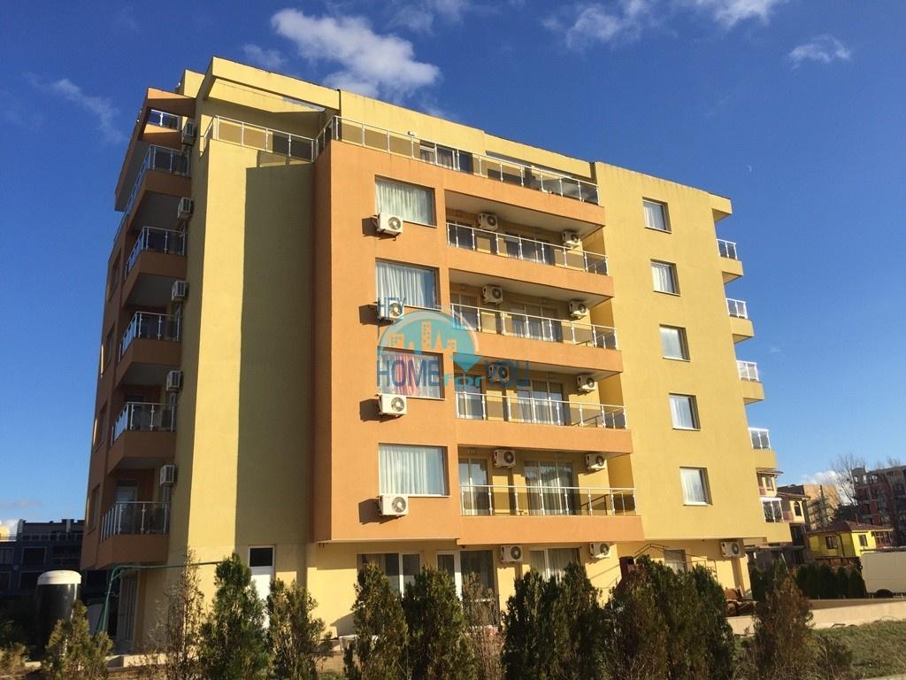 Двухкомнатная квартира в центре курорта Солнечный берег - недорого 17