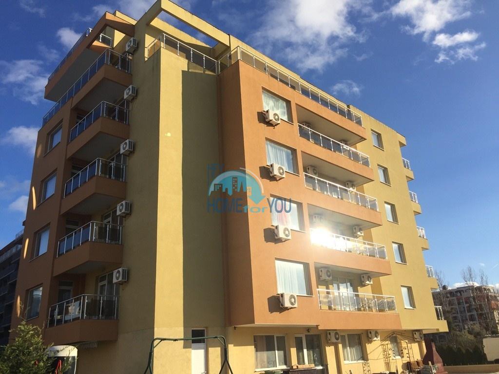 Двухкомнатная квартира в центре курорта Солнечный берег - недорого 18