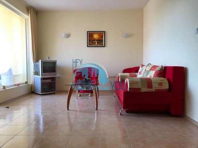 Двухкомнатная квартира в курорте Солнечный берег по недорогой цене 4
