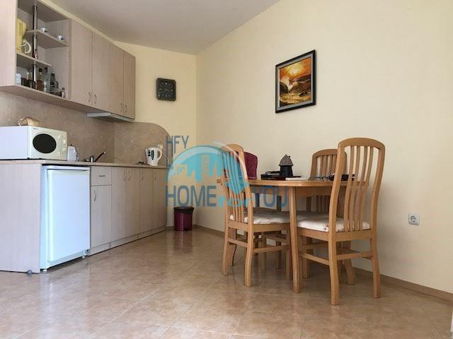 Двухкомнатная квартира в курорте Солнечный берег по недорогой цене 3