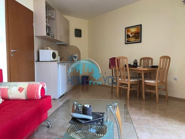 Двухкомнатная квартира в курорте Солнечный берег по недорогой цене 2