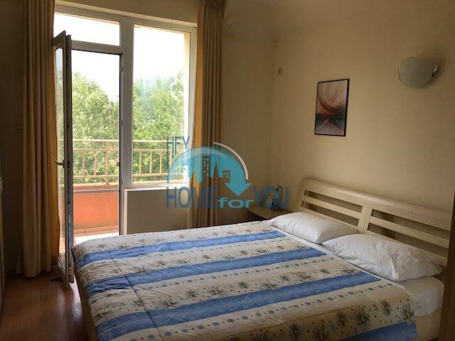 Двухкомнатная квартира в курорте Солнечный берег по недорогой цене 5