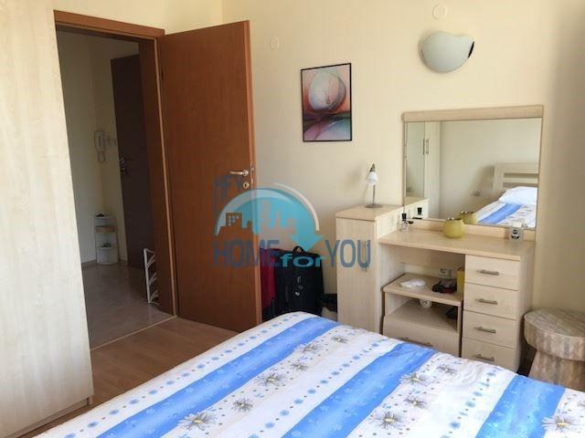 Двухкомнатная квартира в курорте Солнечный берег по недорогой цене 6