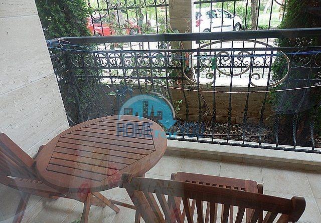 Двухкомнатная квартира в Солнечном береге - Хармони Палас 15