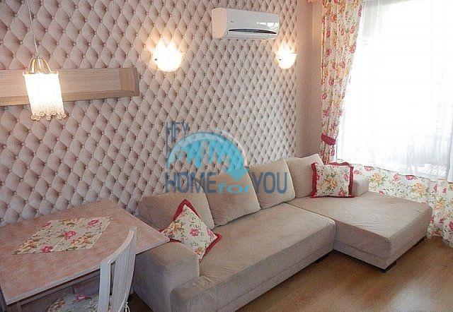Двухкомнатная квартира в Солнечном береге - Хармони Палас 8