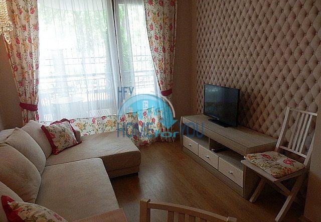 Двухкомнатная квартира в Солнечном береге - Хармони Палас 9
