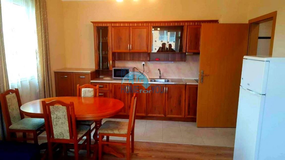 Двухкомнатная меблированная квартира в комплексе Гермес - самая низкая цена в курорте Солнечный берег! 8