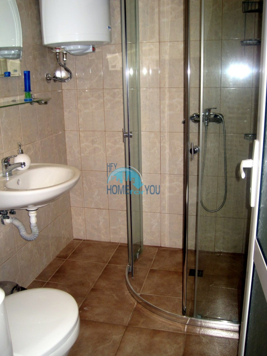 Двухкомнатная меблированная квартира в комплексе Гермес - самая низкая цена в курорте Солнечный берег! 22