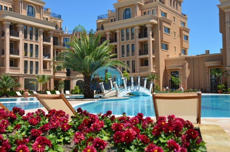 Элитные квартиры у моря в Солнечном береге - Afrodita Gardens