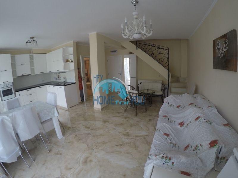 Элитный таунхаус с двумя спальнями в комплексе класса Люкс на Солнечном берегу 13