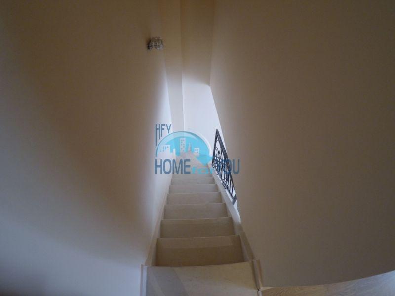 Элитный таунхаус с двумя спальнями в комплексе класса Люкс на Солнечном берегу 26