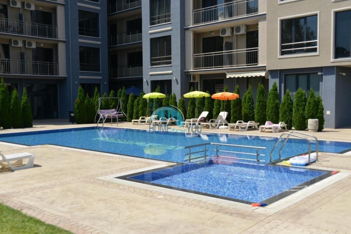 Просторные и светлые апартаменты на курорте Солнечный берег по доступным ценам, комплекс VIP CLASSIC 13