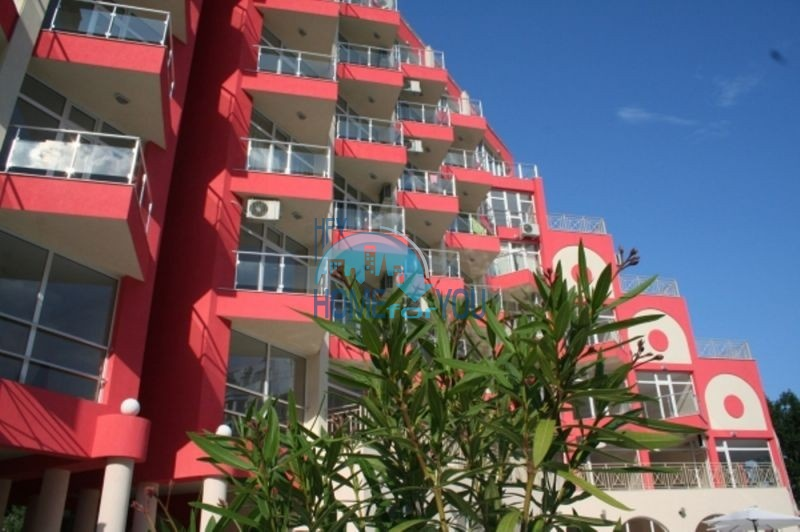 Комплекс Роуз Резиденс. Меблированная, большая студия на Солнечном берегу
