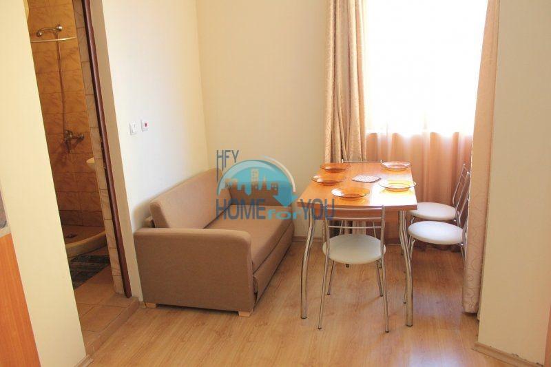 Квартира с одной спальней на курорте Солнечный берег