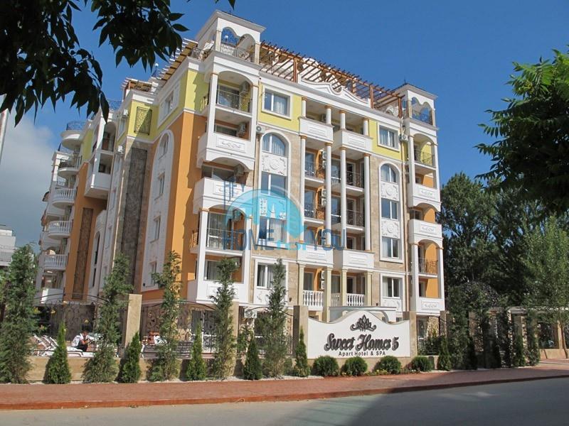 Квартиры с мебелью в элегантном комплексе Sweet Homes-5 6