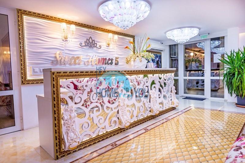 Квартиры с мебелью в элегантном комплексе Sweet Homes-5 8