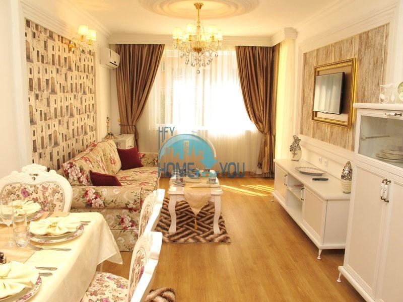 Квартиры с мебелью в элегантном комплексе Sweet Homes-5 12
