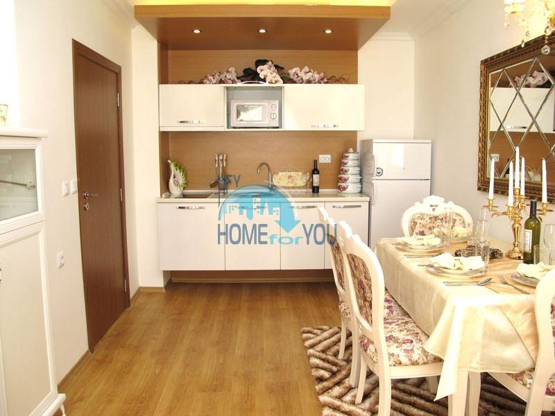 Квартиры с мебелью в элегантном комплексе Sweet Homes-5 13