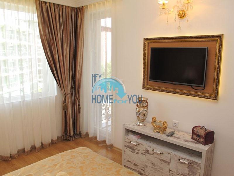 Квартиры с мебелью в элегантном комплексе Sweet Homes-5 17