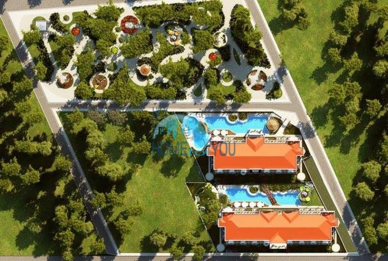 Квартиры в Солнечном береге - комплекс  Хармони Сьюитс  8 8