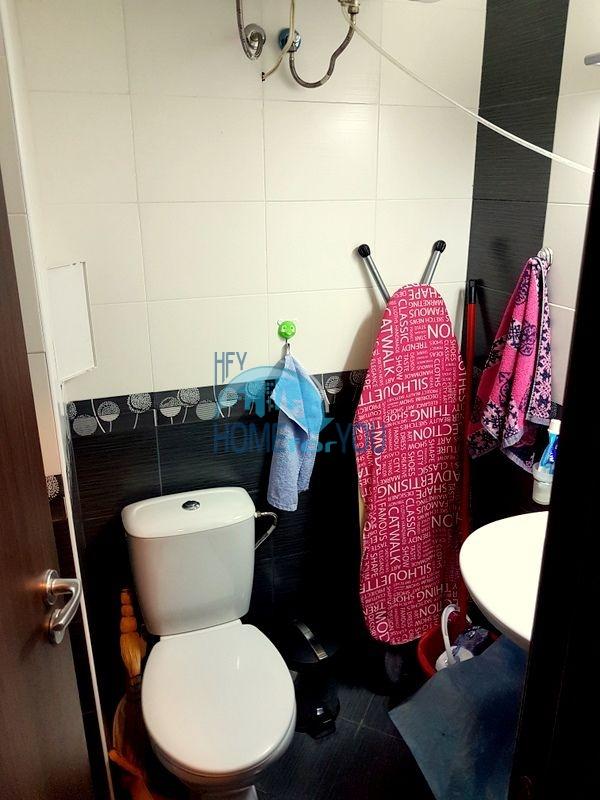 Меблированная двухкомнатная квартира по доступной цене 13