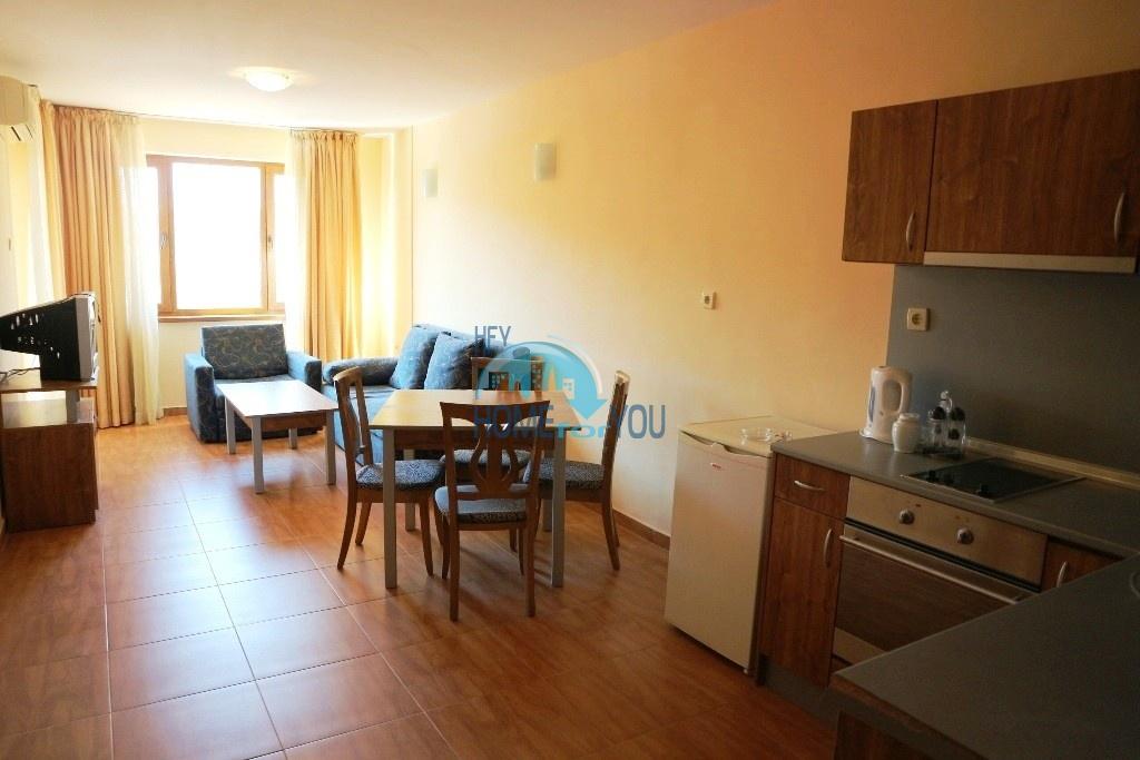 Меблированная двухкомнатная квартира в комплексе Санни Дриймс, Солнечный берег