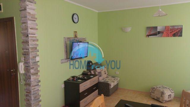 Меблированная недорогая двухкомнатная квартира на Солнечном берегу 4