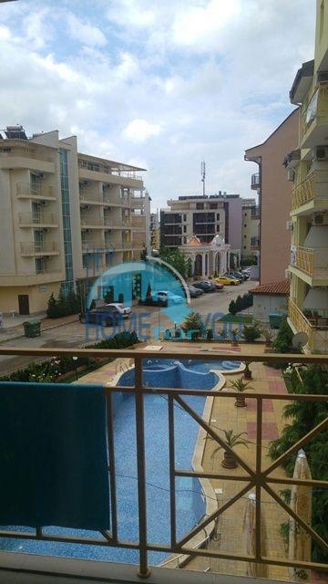 Меблированная недорогая двухкомнатная квартира на Солнечном берегу 6