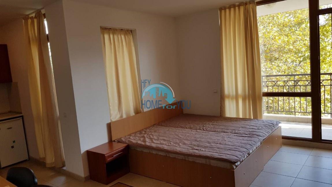 Меблированная трехкомнатная квартира в комплексе Эштон Холл на Солнечном берегу