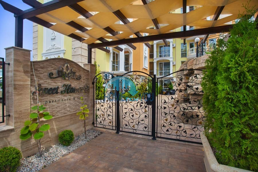 Меблированные квартиры и студии в элитном комплексе Sweet Homes 2 4