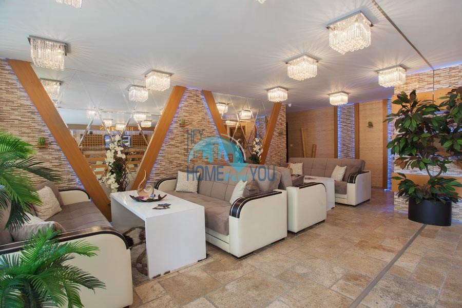 Меблированные квартиры и студии в элитном комплексе Sweet Homes 2 11