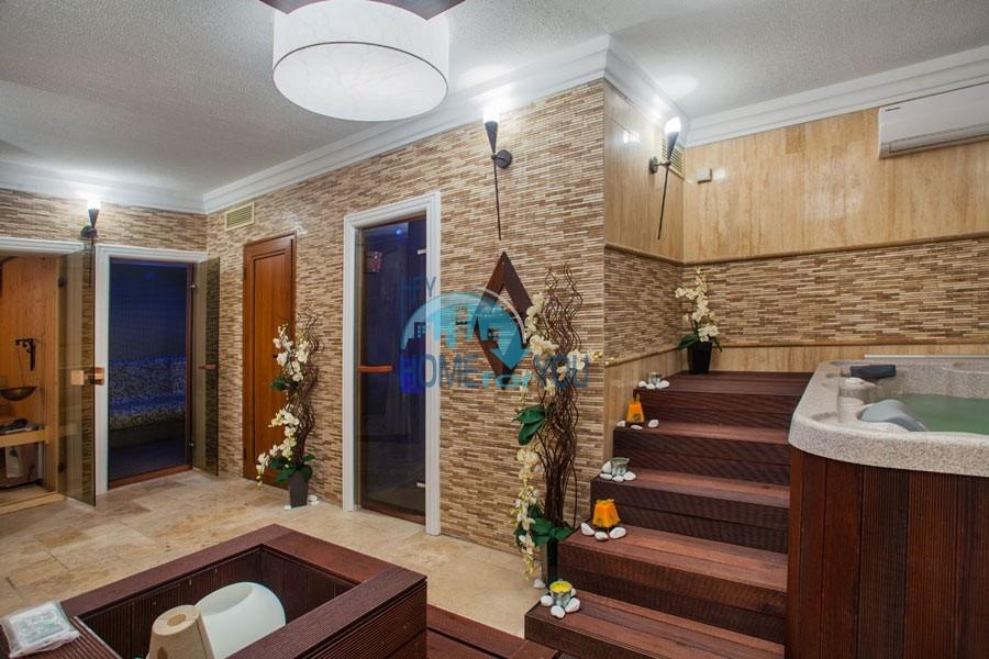 Меблированные квартиры и студии в элитном комплексе Sweet Homes 2 13