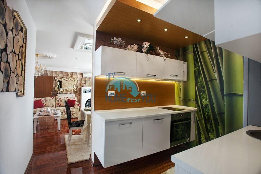 Меблированные квартиры и студии в элитном комплексе Sweet Homes 2 18