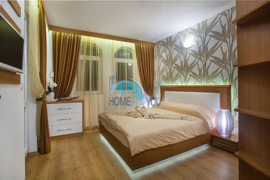 Меблированные квартиры и студии в элитном комплексе Sweet Homes 2 19