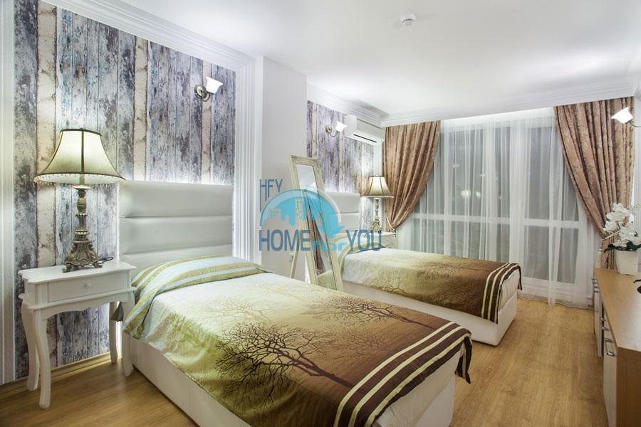 Меблированные квартиры и студии в элитном комплексе Sweet Homes 2 20