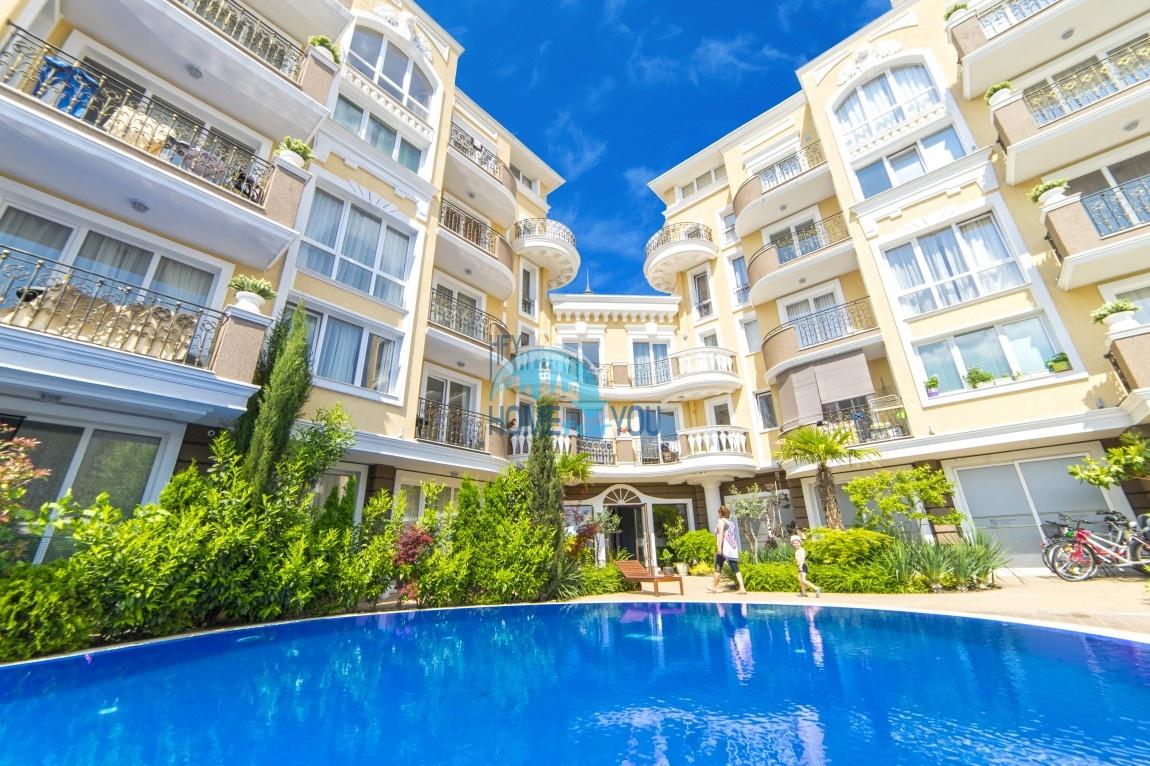 Messembria Palace - квартири в готовому комплексі в популярному курорті Сонячний Берег4873
