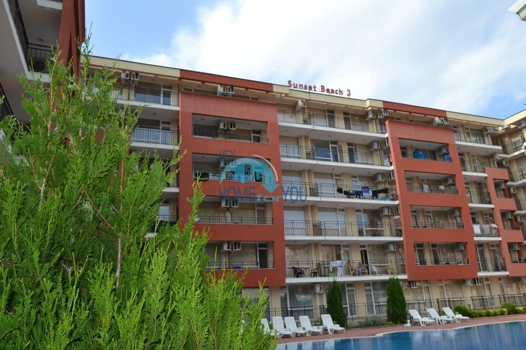 Недорогая двухкомнатная квартира на Солнечном берегу