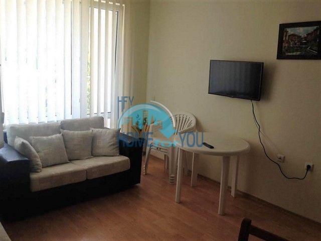 Недорогая двухкомнатная квартира в комплексе Несебр Форт в Солнечном береге 3