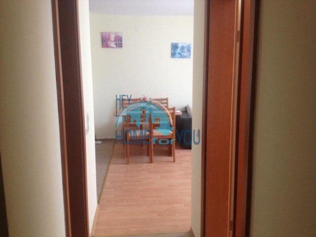 Недорогая двухкомнатная квартира в комплексе Несебр Форт в Солнечном береге 7